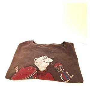 Other - Icee Shirt Men's L Used polar bear